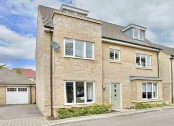 Thumbnail 5 bed detached house for sale in Day Close, St. Neots, Cambridgeshire