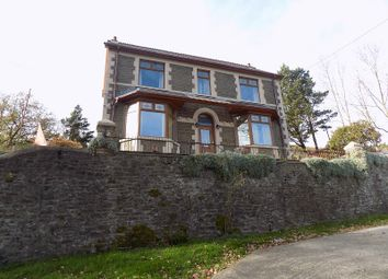 Thumbnail 4 bed detached house for sale in Glyncorrwg, Port Talbot, Neath Port Talbot.