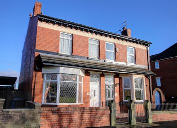 Thumbnail 3 bedroom semi-detached house for sale in Bolton Road, Aspull, Wigan
