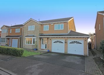 Thumbnail 5 bed detached house for sale in Rutland Road, Retford