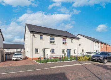 Thumbnail 3 bed semi-detached house for sale in Hunterscraig Drive, Oatlands, Glasgow