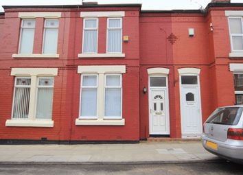 Thumbnail 2 bed terraced house for sale in Fernleigh Road, Old Swan, Liverpool