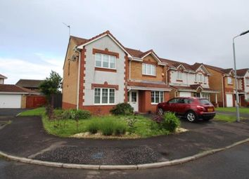 Thumbnail 4 bed detached house for sale in Barra Place, Stevenston, North Ayrshire