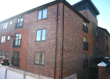 Thumbnail 1 bed flat for sale in St. Nicholas Street, Coventry