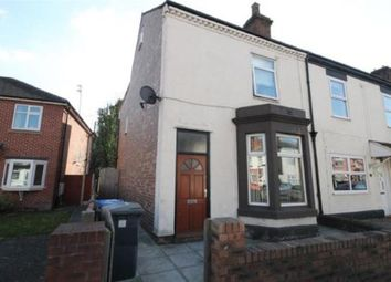Thumbnail 3 bed end terrace house for sale in Liverpool Road, Widnes, Cheshire