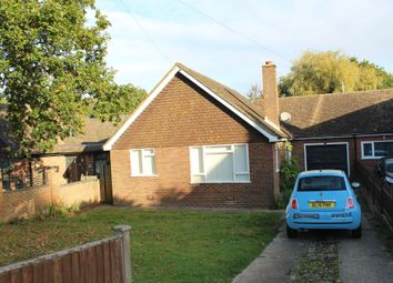 Thumbnail 2 bed detached bungalow to rent in Sandrock Hill, Crowhurst, Battle