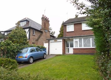Thumbnail 3 bed semi-detached house to rent in Holden Road, North Finchley
