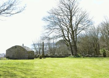 Thumbnail 6 bed detached bungalow for sale in Gulval, Penzance