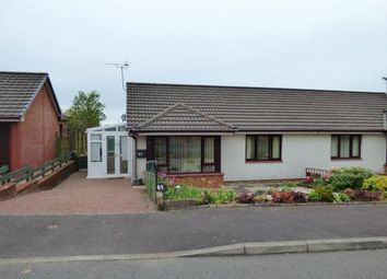 Thumbnail 2 bed semi-detached bungalow for sale in Dryfe Park, Lockerbie, Dumfries And Galloway