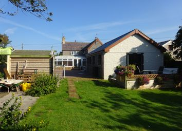 Thumbnail 4 bed semi-detached house for sale in Pitton Moor Cottage, Pitton Cross, Rhossili, Gower