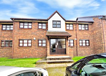 Thumbnail 2 bed flat for sale in Cooper Close, Greenhithe