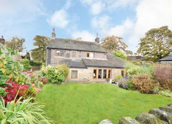 Thumbnail 3 bed semi-detached house for sale in Meal Hill Lane, Jackson Bridge, Holmfirth, West Yorkshire