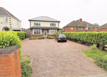 Thumbnail 4 bed detached house for sale in Sedgley Road, Woodsetton, Dudley