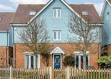 Thumbnail 5 bed detached house for sale in The Moors, Redhill
