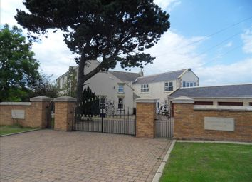 Thumbnail 5 bed detached house for sale in Widdrington, Morpeth