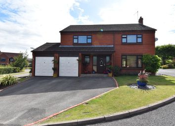 Thumbnail 5 bed detached house for sale in Worcester Road, Wyre Piddle, Pershore
