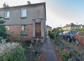 Thumbnail 2 bed flat for sale in Cardross Avenue, Broxburn