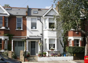 Thumbnail 4 bed terraced house to rent in Grosvenor Avenue, London