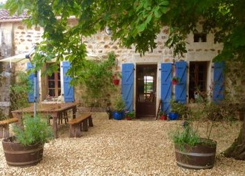 Thumbnail 5 bed equestrian property for sale in Charras, Charente, France