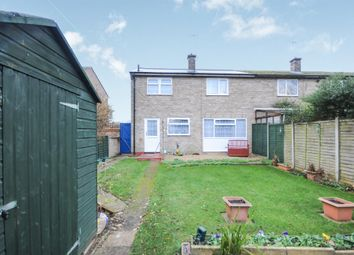 Thumbnail 3 bedroom end terrace house for sale in Ulfkell Road, Thetford