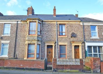 Thumbnail 4 bed flat for sale in Grey Street, North Shields