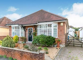 Thumbnail 4 bed bungalow for sale in Heather View Road, Poole