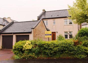 Thumbnail 4 bed detached house for sale in Mccrorie Place, Kilbarchan, Johnstone, Renfrewshire