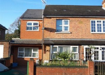 Thumbnail 6 bed semi-detached house to rent in Alexandra Road, Englefield Green, Egham
