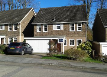 Thumbnail 4 bedroom detached house for sale in Roundwood, Chislehurst