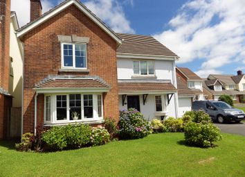 4 bed detached house for sale in The Willows, Chilsworthy, Holsworthy EX22