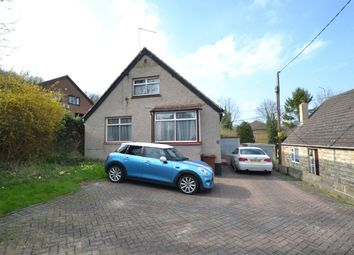 Thumbnail 4 bed bungalow for sale in Robin Hood Lane, Walderslade, Chatham
