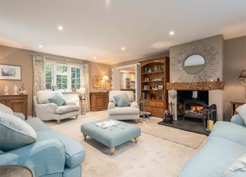 Thumbnail 5 bed detached house for sale in Dudley Cottages, Simplemarsh Road, Addlestone, Surrey