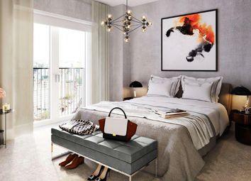 Thumbnail 1 bedroom flat for sale in Keybridge Lofts, South Lambeth Road, Vauxhall, London