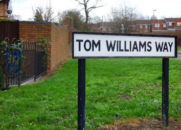Thumbnail 3 bed terraced house for sale in Tom Williams Way, Tamworth, Staffordshire