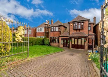 Thumbnail 5 bedroom detached house for sale in Buchanan Road, Walsall