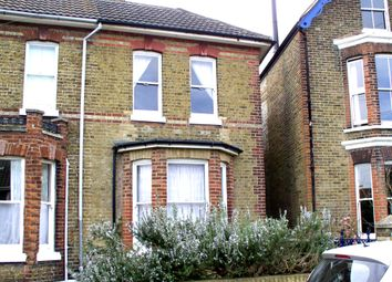 Thumbnail 1 bedroom flat to rent in West Cliff, Whitstable