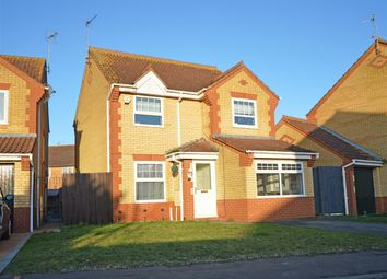 Thumbnail 3 bed detached house for sale in Rosyth Avenue, Orton Southgate, Peterborough