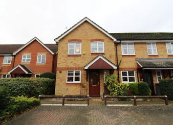 Thumbnail 3 bed end terrace house to rent in Elliots Way, Caversham, Reading