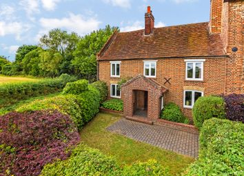 Thumbnail 4 bed cottage for sale in High Street, Walkern, Hertfordshire