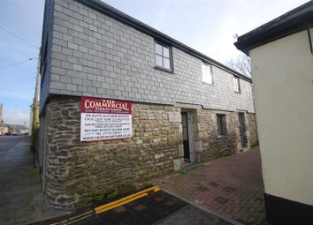 Thumbnail 1 bedroom flat to rent in Market Street, St. Just, Penzance