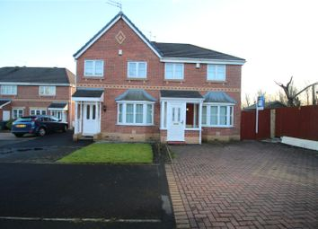 Thumbnail 3 bed semi-detached house for sale in Gladica Close, Liverpool, Merseyside