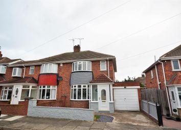 Thumbnail 3 bed semi-detached house for sale in Lunedale Avenue, Seaburn Dene, Sunderland