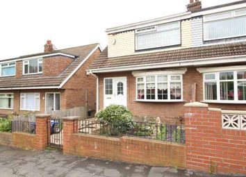 Thumbnail 3 bedroom semi-detached house for sale in Lilac Close, Middlesborough, Cleveland