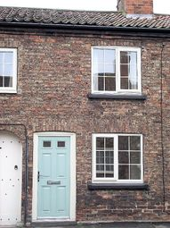 Thumbnail 2 bed terraced house to rent in Rythergate, Selby, North Yorkshire