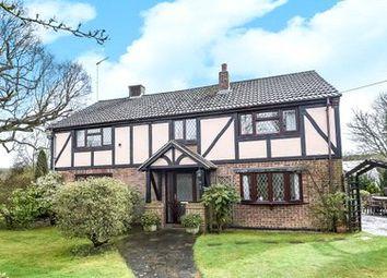 Thumbnail 4 bedroom detached house for sale in Ryehurst Lane, Binfield, Bracknell