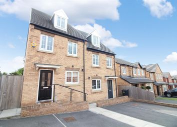 Thumbnail 3 bedroom semi-detached house for sale in Burn Close, Great Preston, Leeds