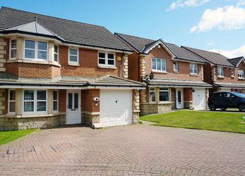 Thumbnail 4 bed detached house for sale in Brendon Avenue, Lindsayfield, East Kilbride