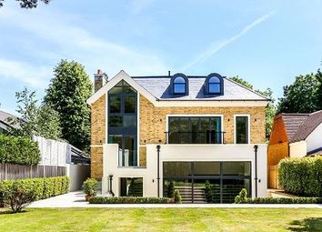 Thumbnail 5 bedroom detached house for sale in Kingston Hill, Kingston Upon Thames, Surrey