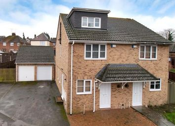 Thumbnail 3 bed semi-detached house for sale in Chatsworth Drive, Sittingbourne, Kent