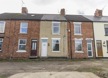 Thumbnail 2 bed terraced house for sale in Chapel Street, Stonebroom, Alfreton